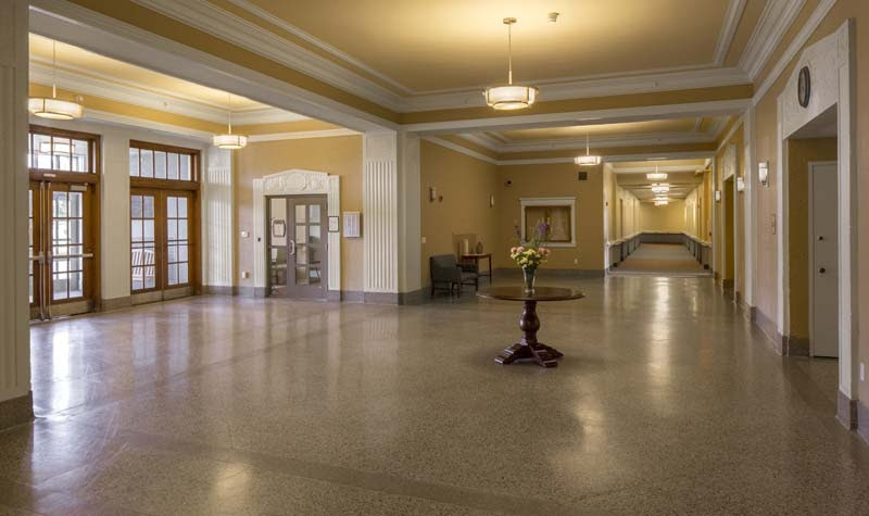 Senior Living Facility Is A Lesson In Historical Restoration