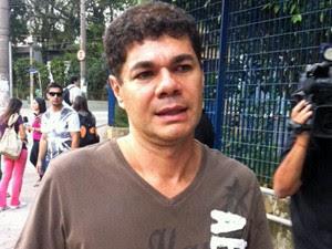 Donato Aranda perdeu a irmã no acidente (Foto: Gabriela Gasparin/G1)