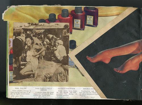 1940s avon + girls