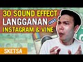 Download 30 Sound Effects Langganan Video Instagram dan Vine