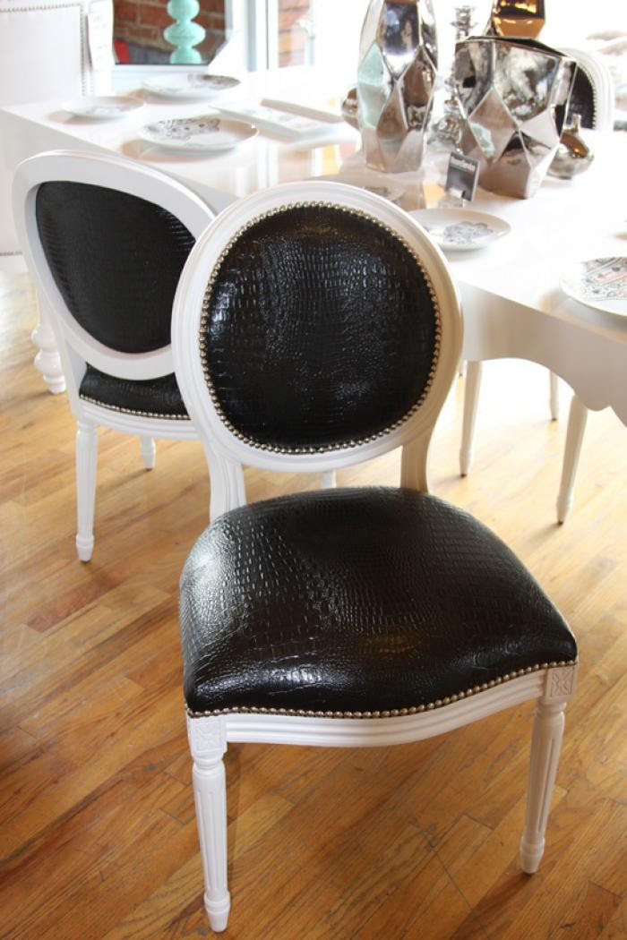 www.roomservicestore.com - Louis Style Dining Chair