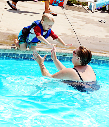 August 5 - Pool Time (26)