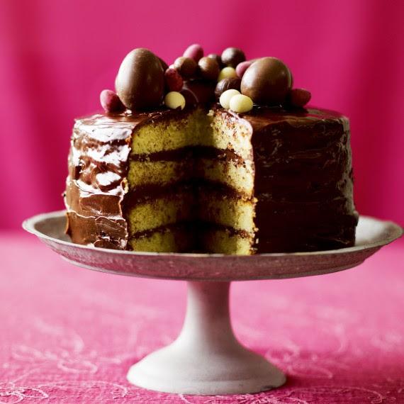 Easter Celebration Cake recipe-cake recipes-recipe ideas-new recipes-woman and home