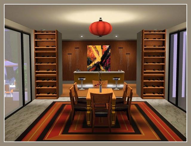 Central Air - Interior 06 - Dining Room