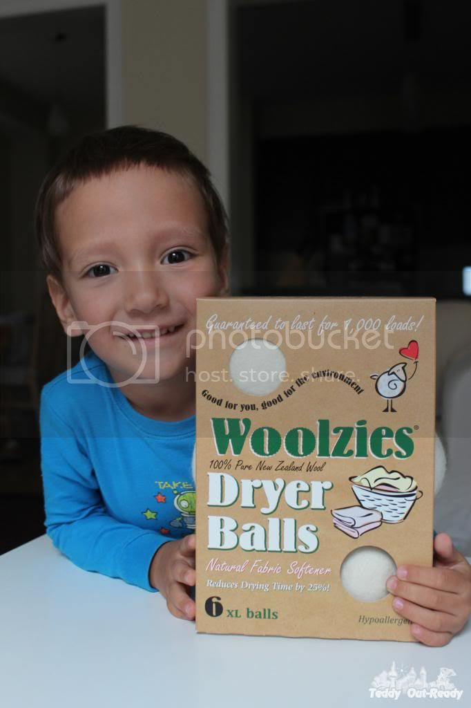Woolzies XL Dryer Balls