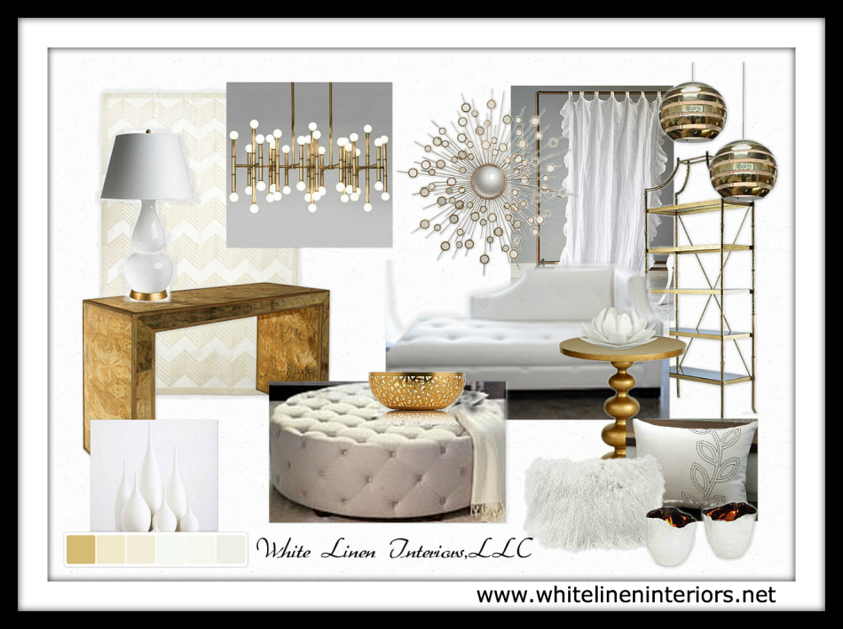 DECOR IDEA BOARDS | White Linen Interiors LLC – Miami Florida