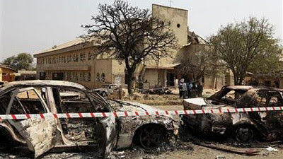 Impact of French bombing of Gao in the northern region of Mali. France and other imperialist states are waging war on the West African state. by Pan-African News Wire File Photos