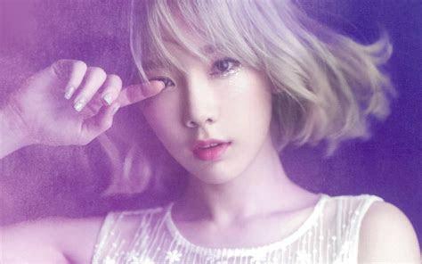 hn taeyeon kpop snsd girl wallpaper