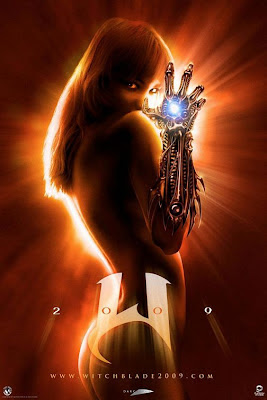 The Witchblade Teaser Movie Poster