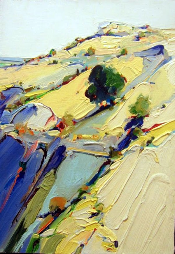 Beautiful Examples of Abstract Expressionism Art Works (23)