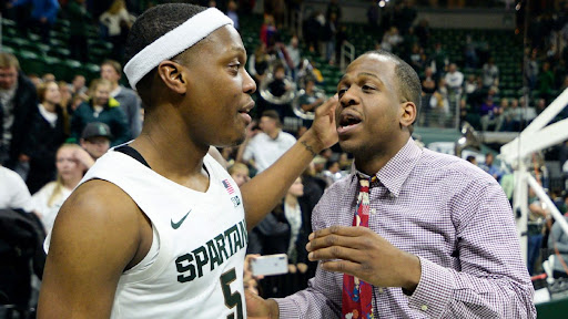 Michigan State's Cassius Winston in lineup a day after death of brother