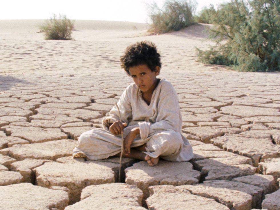 Jacir Eid, en una imagen promocional de 'Lobo'.