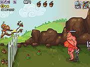 Jogar Defend your nuts Jogos