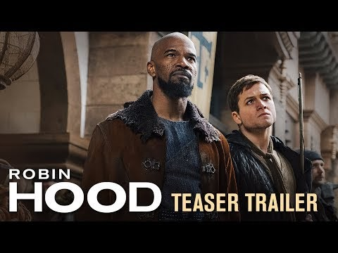 Robin Hood ganha trailer sombrio