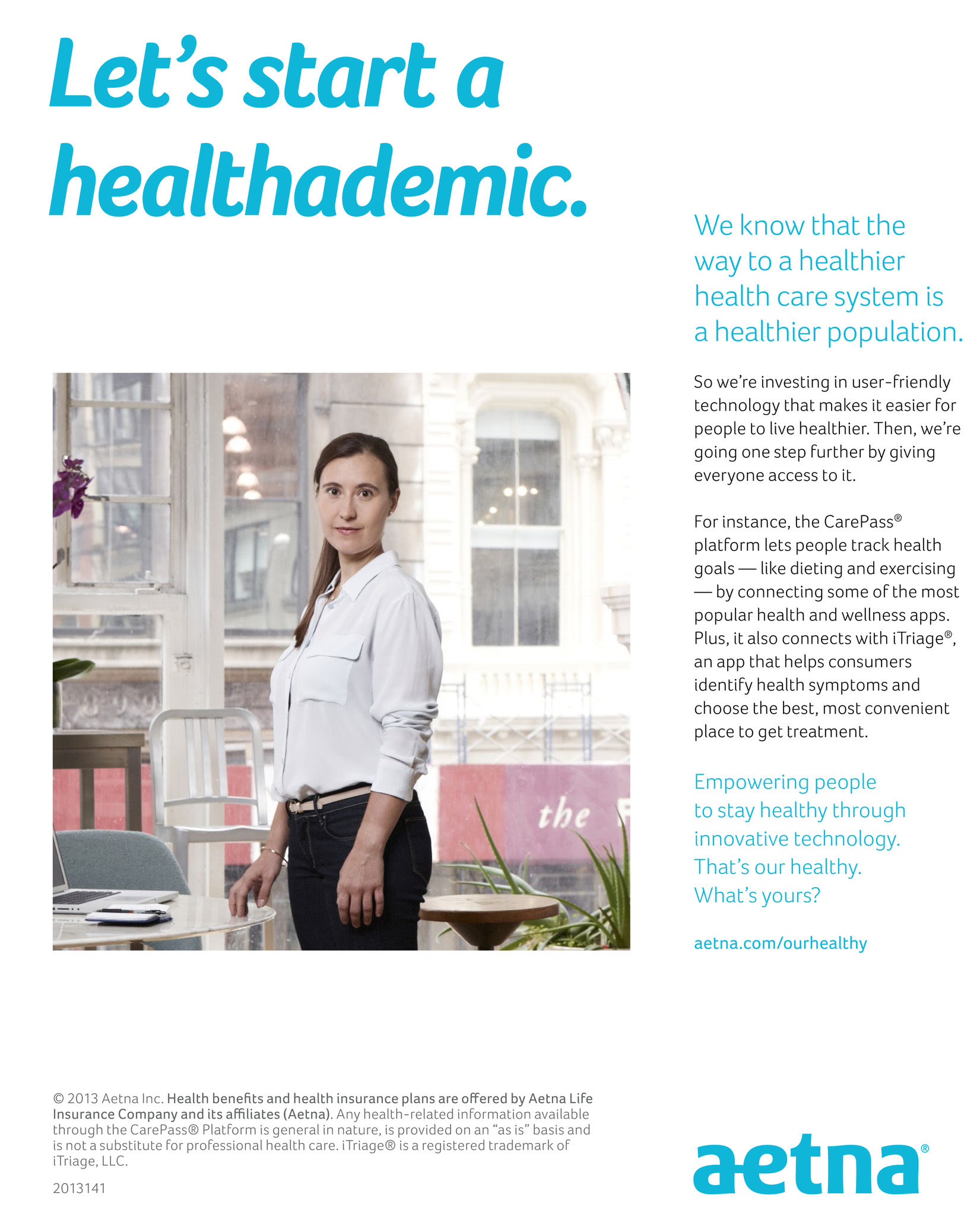 With Change Coming, Aetna Targets Employers - The New York ...