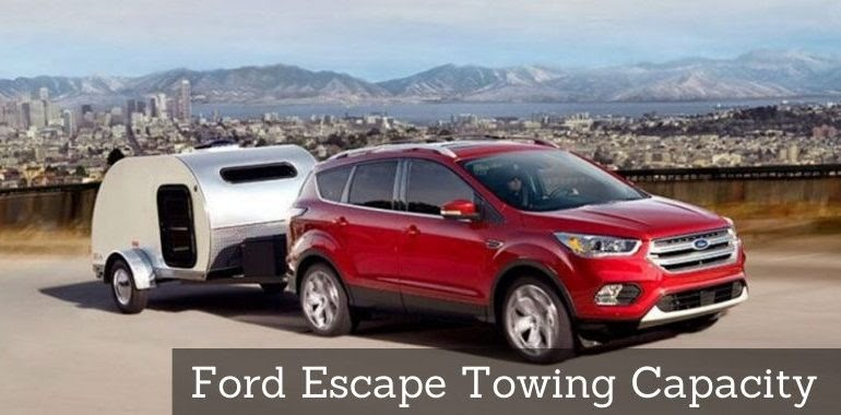 capacity towing ford