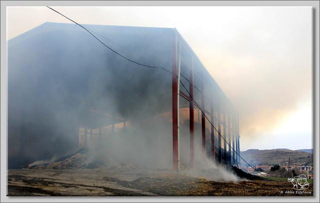 4 Fuego en Briviesca