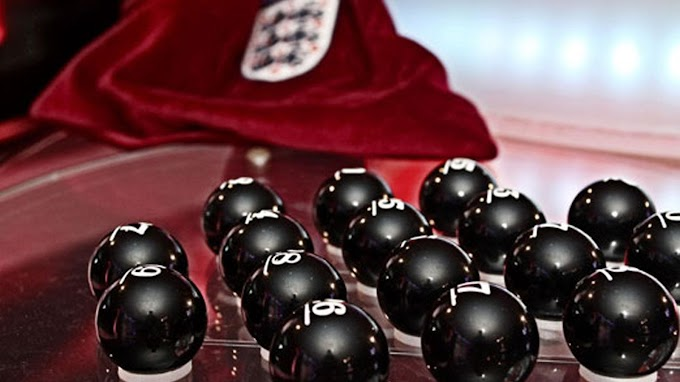 Emirates FA Cup: Second Round Draw in Full