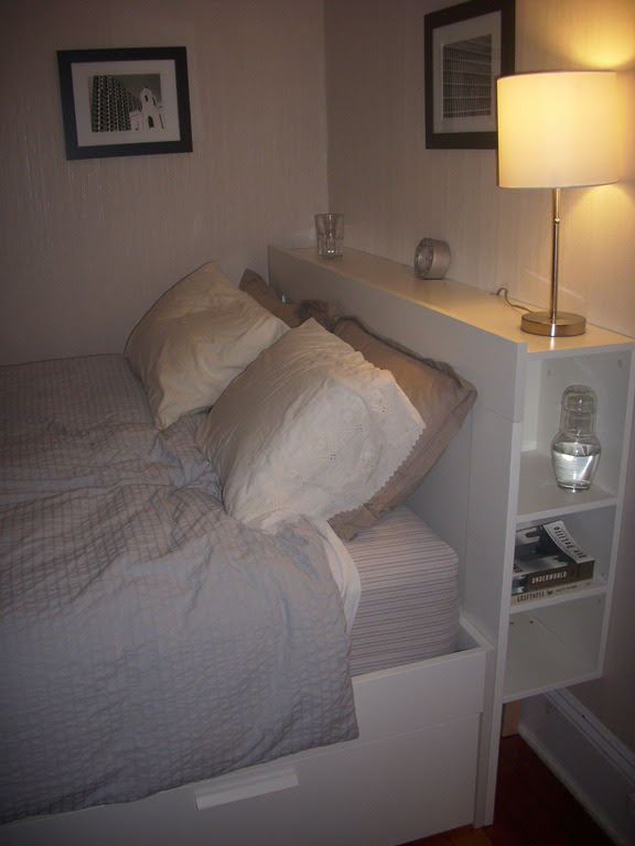 Ikea Headboard Storage Home Decor And, Ikea Brimnes Bed Frame With Storage Assembly