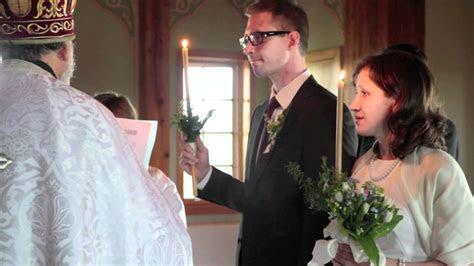 """02 Ukrainian Wedding """"Betrothal & Exchanging of Rings"""" St"""