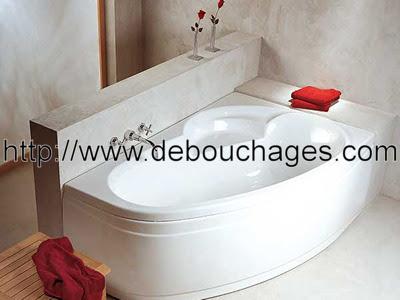 Debouchage Canalisation A Paris 75 Wc Toilettes Evier Baignoire Douche Lavabo Sanibroyeur