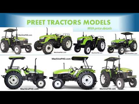 Farmtrac tractors : All Models with prices in India