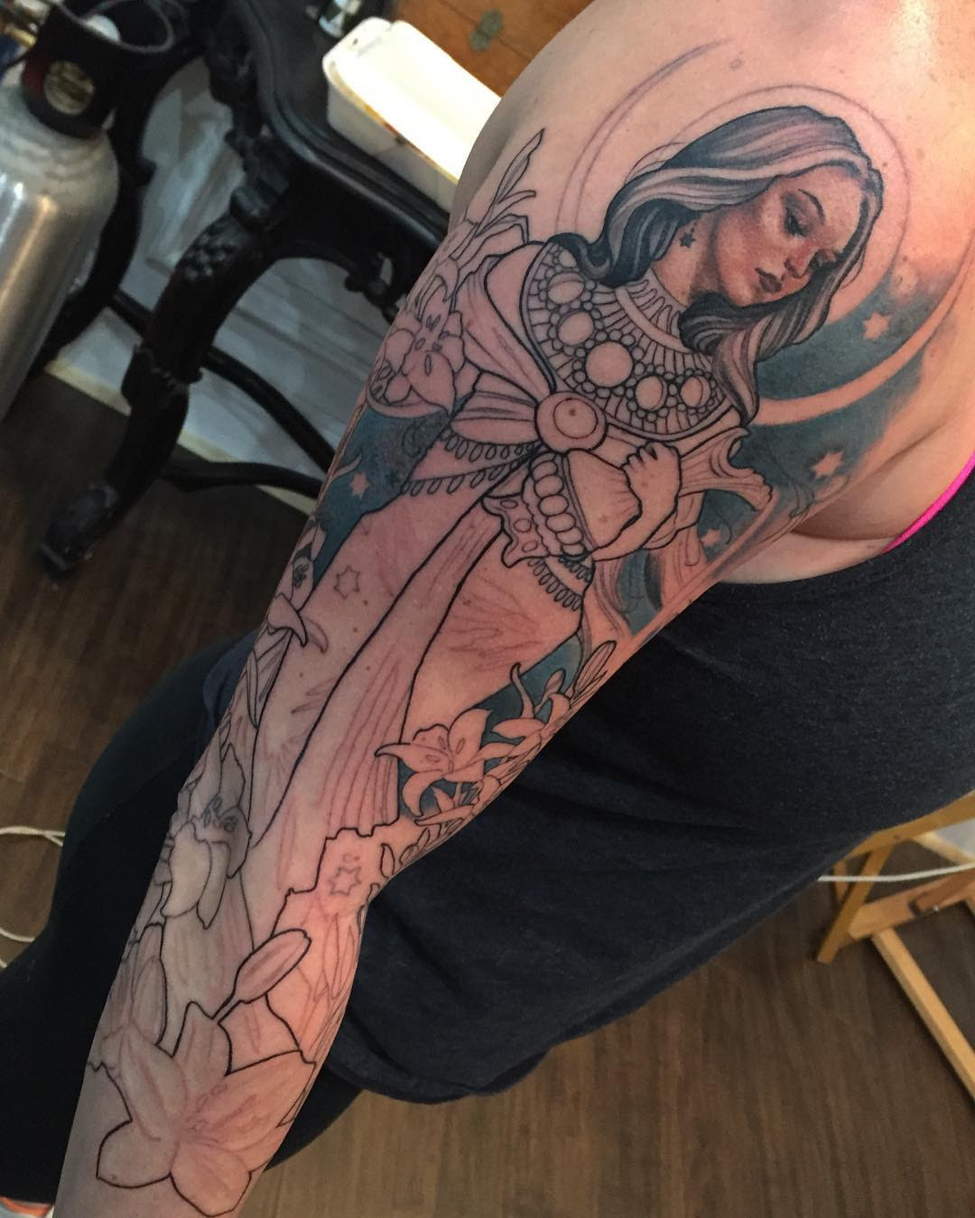 75 Graceful Virgo Tattoo Ideas - Show Your Admirable
