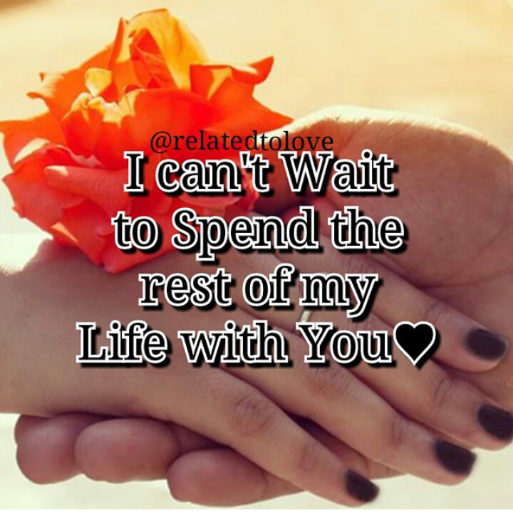 Life With You Love Quotes