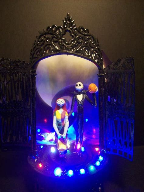 Nightmare Before Christmas Bride Groom Jack And Sally