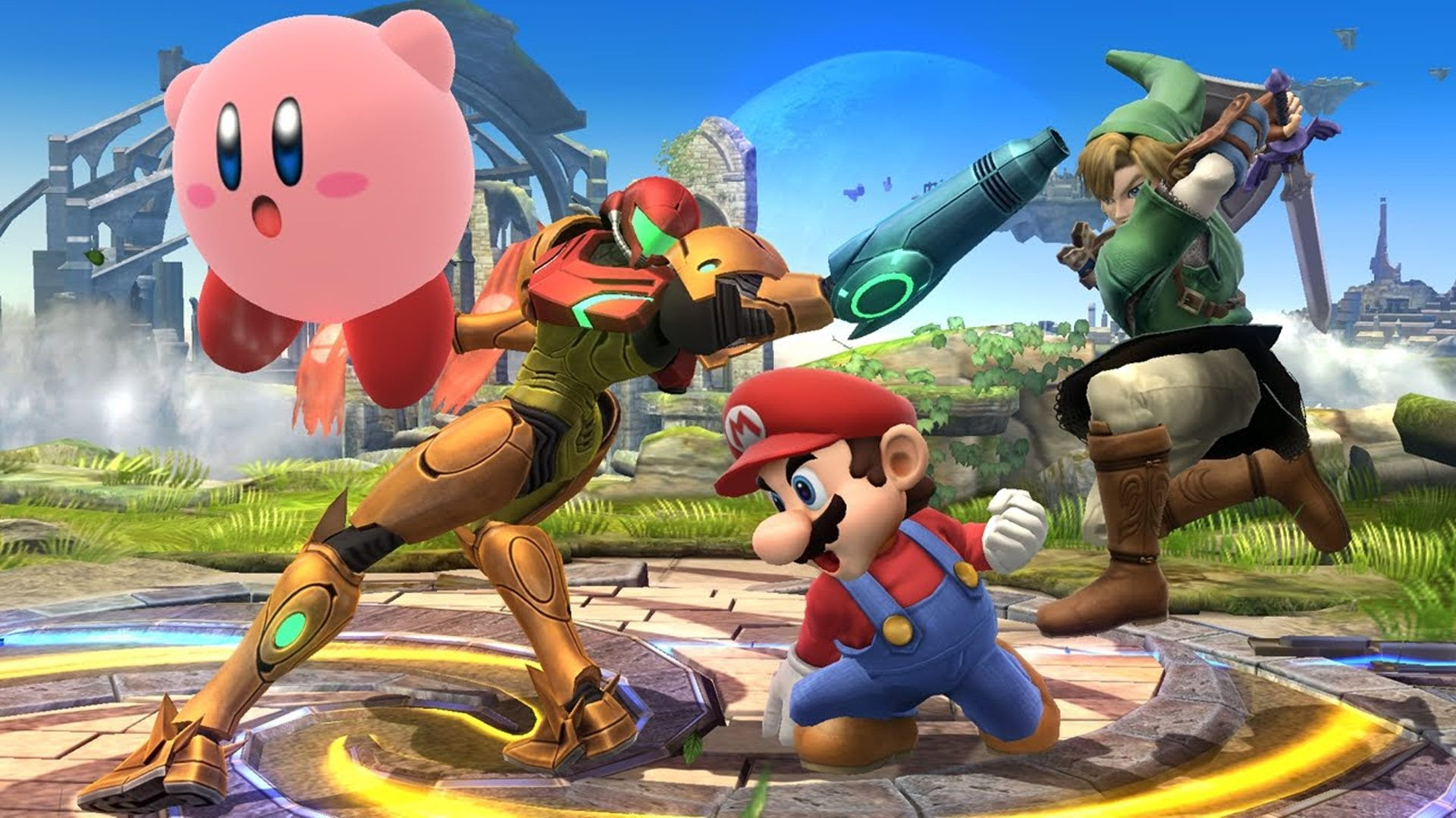 Super Smash Bros For Nintendo 3ds And Wii U Hd Wallpaper 01334