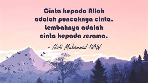 kata kata mutiara cinta islami tuk maknai cinta lebih