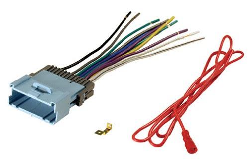 Oldsmobile Alero Radio Wiring Harness