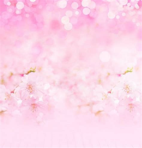 solid pink Floral Backgrounds for sale Vinyl cloth High