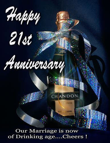 Today is our (Me and Jackie) 21st wedding anniversary