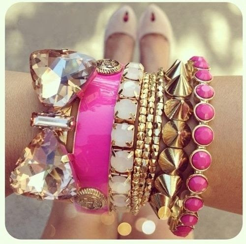 the BEST arm candy!