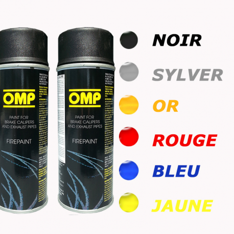 Peinture Haute Température Omp Config Racingcom