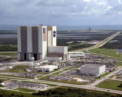 Kennedy Space Center.