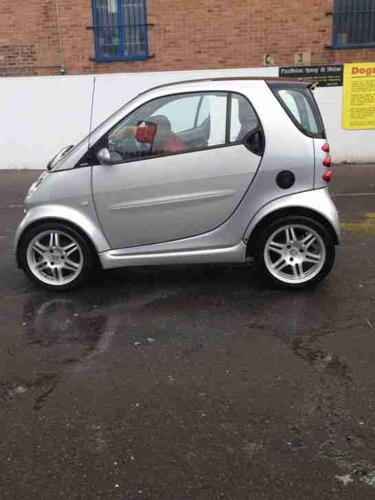 Smart fortwo brabus. car for sale