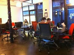 Open space - reaktywacja za sprawą coworkingu
