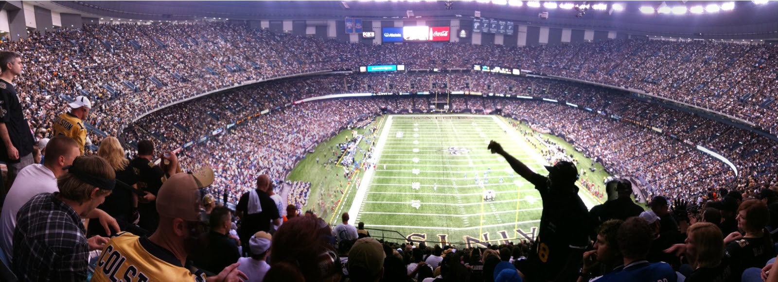 Mercedes-Benz Superdome | American Football Wiki | Fandom powered by Wikia