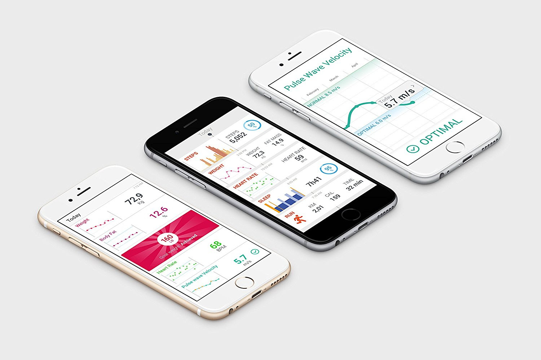 app to measure body fat percentage