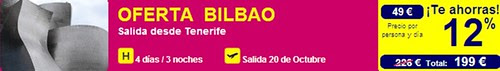 Oferta Bilbao