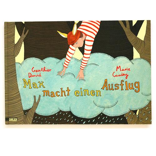 Book_MaxMachtEinenAusflug1, Book Cover Design