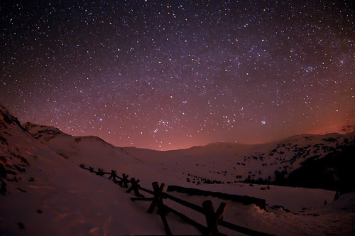 Star Hunting At Loveland Pass