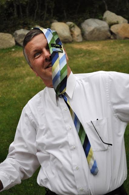 Лафхак для галстука