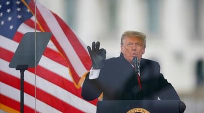 Трамп ответил на вопрос о возможном участии в выборах президента США