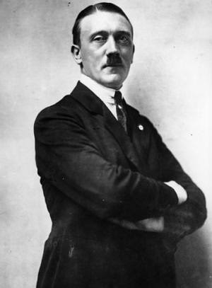 Hitler adult