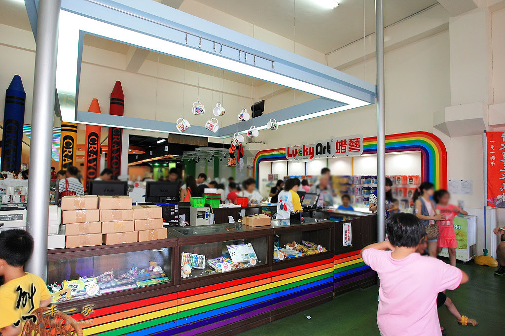 蜡藝彩繪館|宜蘭蘇澳親子觀光工廠|龍德工業區