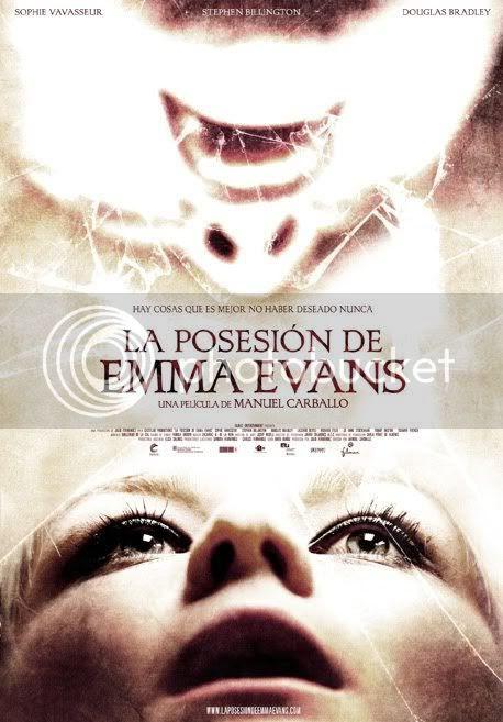 La posesión de Emma Evans