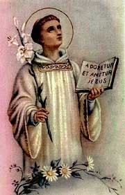 St. Viator of Lyons (d. 390), catechist and martyr